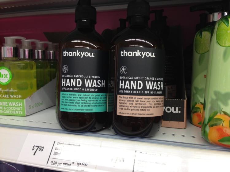 Thankyou Hand Wash - $7.99
