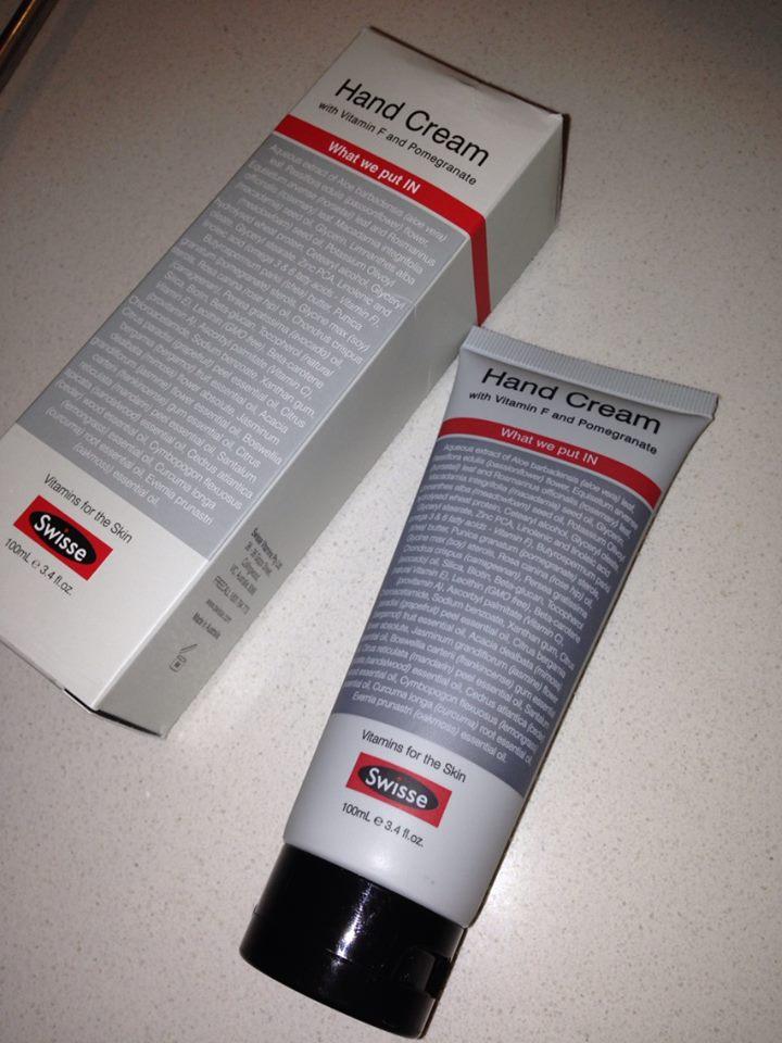 Swisse Hand Cream