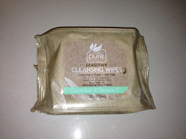 Australian Pure Cleansing Wipes