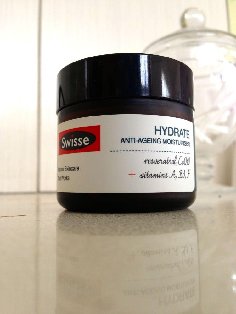 Swisse Hydrate Anti-Ageing Moisturiser