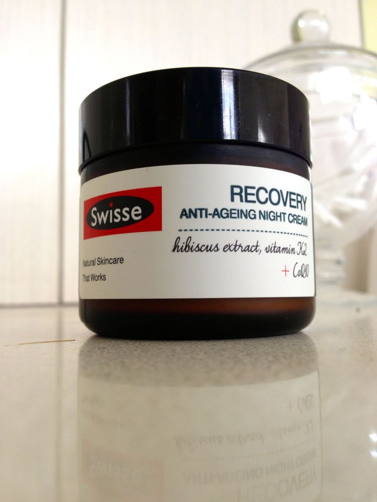 Swisse Recovery Anti-Ageing Night Cream