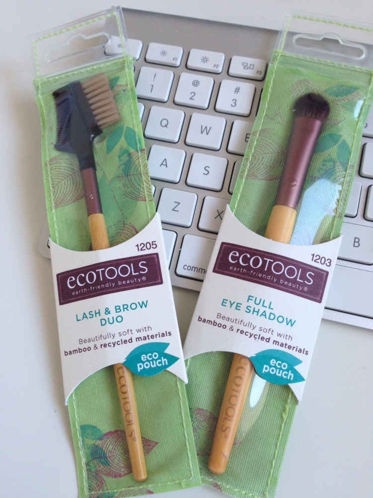 Eco Tools Cruelty Free Makeup Brushes