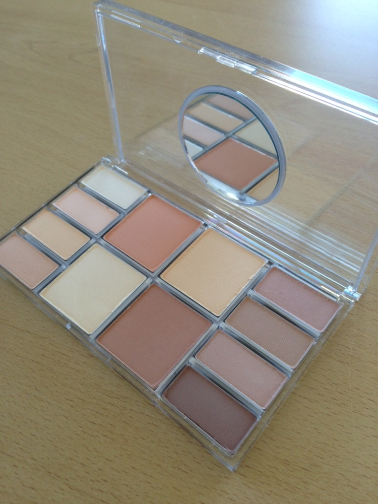 Napoleon Perdis The Ultimate Nude Palette