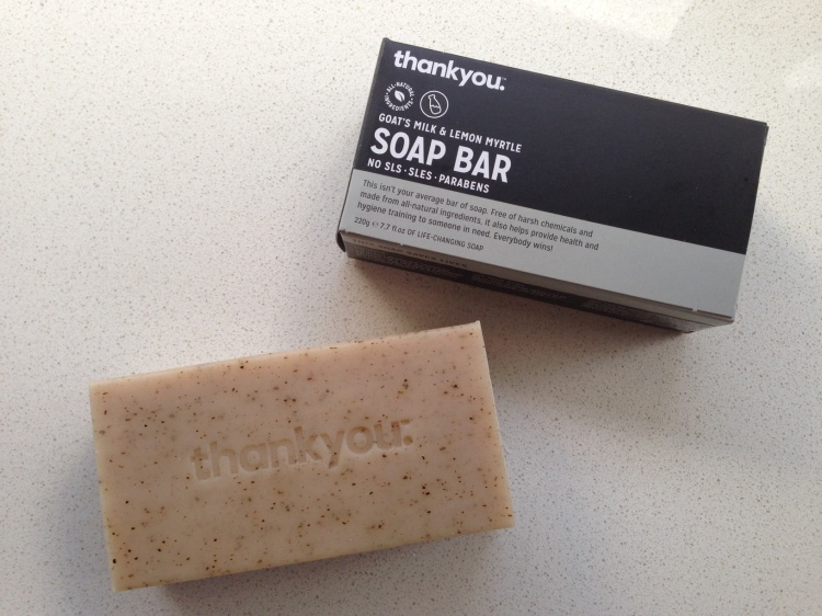 Thankyou Soap Bar