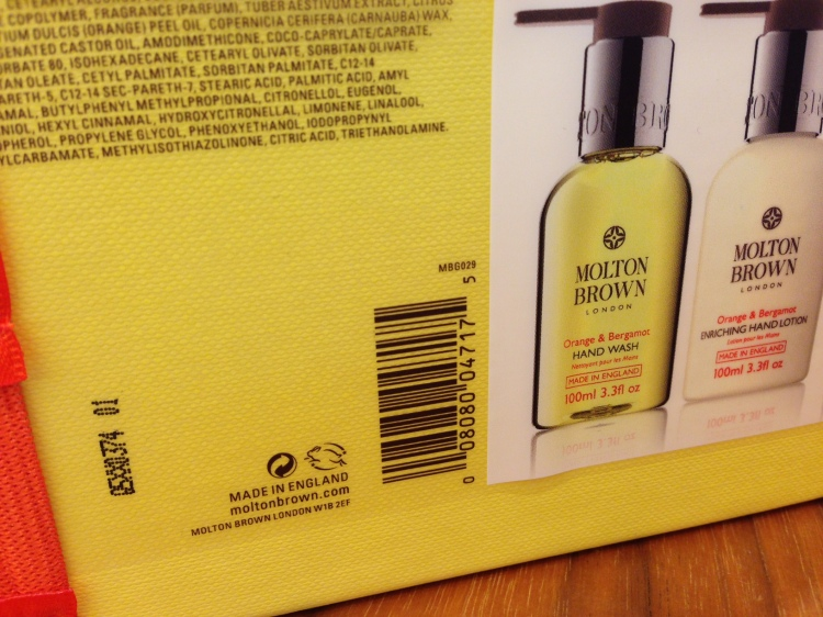 Molton Brown Cruelty Free