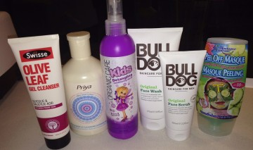 Supermarket finds - cruelty-free products