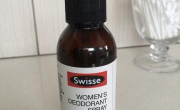 Swisse Womens Deodorant Spray