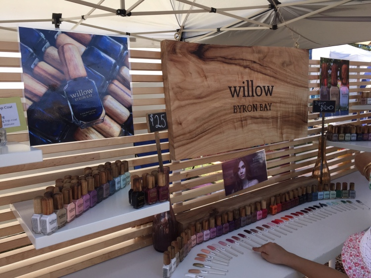 Willow Byron Bay Vegan Friendly and Cruelty Free Nail Varnish