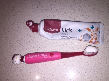 Red Seal Kids Toothpaste