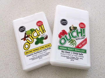 Ouch Insect Sprays