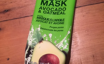 Freeman Feeling Beautiful Avocado & Oatmeal Clay Mask