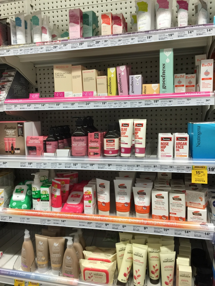 Cruelty Free Cosmetics at Woolworths