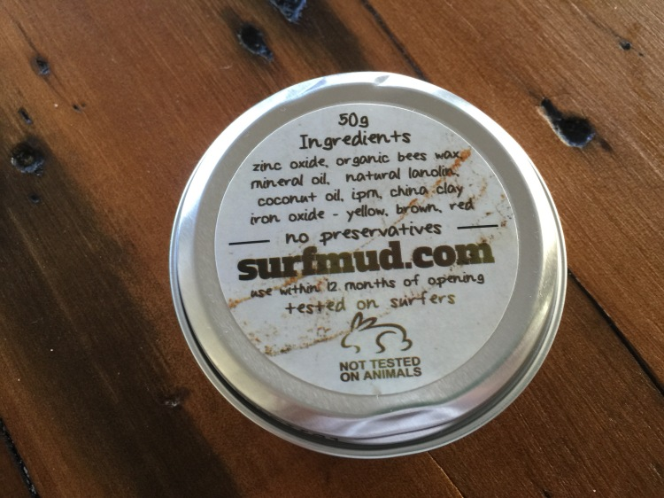 Natural Zinc Surf Mud